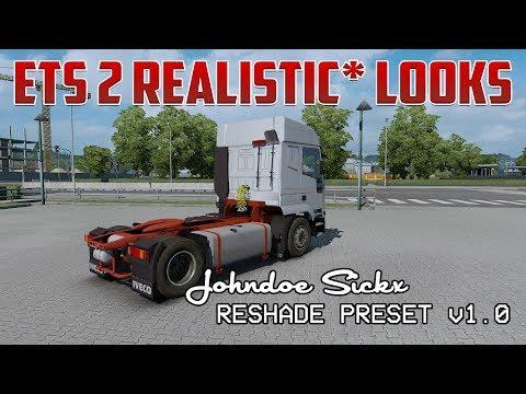 Johndoe SiCKX ReShade PRESET v1.0