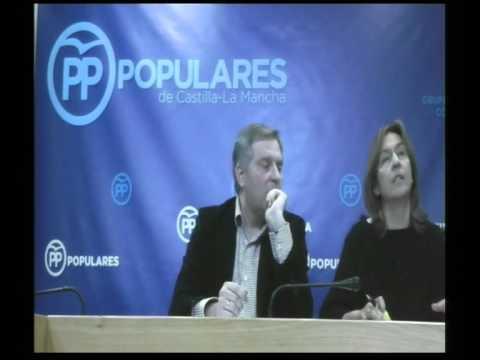 Guarinos: Page y Podemos presenta unos presupuestos del engaño