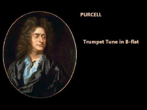 BAROQUE TRUMPET TUNES (Handel Purcell Clarke Charpentier Mouret) (видео)