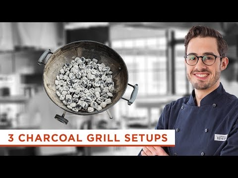 What's The Best Way to Arrange Coals on a Charcoal Grill? Here's the 3 Set Ups You Need to Know