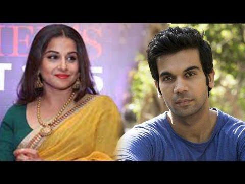 Vidya Balan Excited To Watch Rajkummar Rao's Aliga