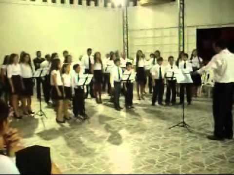 Coral da Assembleia de Deus de Florânia