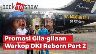 Nonton Promosi Gila-Gilaan Warkop DKI Reborn Jangkrik Boss Part 2 - BookMyShow Indonesia Film Subtitle Indonesia Streaming Movie Download