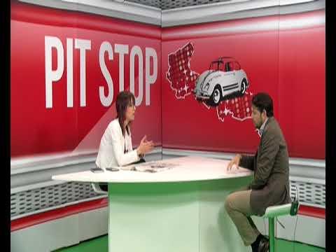 PIT STOP: C'E' ALFONSO DE PELLEGRINO