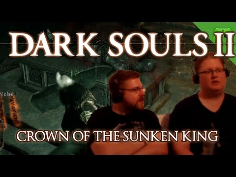CROWN OF THE SUNKEN KING # 2 - Leichenfleddern «»  Let's Play Dark Souls 2 | Deutsch HD