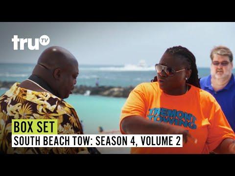 South Beach Tow | Season 4 Box Set: Volume 2 | Watch FULL EPISODES | truTV