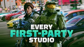 The State of Every Xbox First-Party Developer