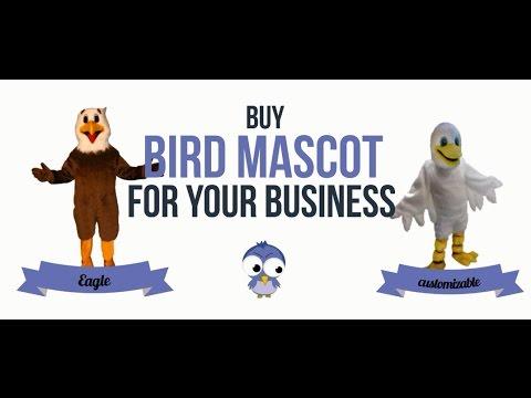 Bird mascot costume - Cool spirit of Bird costume in UK !