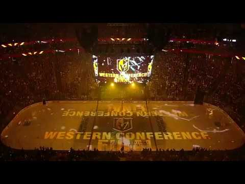 Vegas Golden Knights Playoff opener | Western Conference Finals