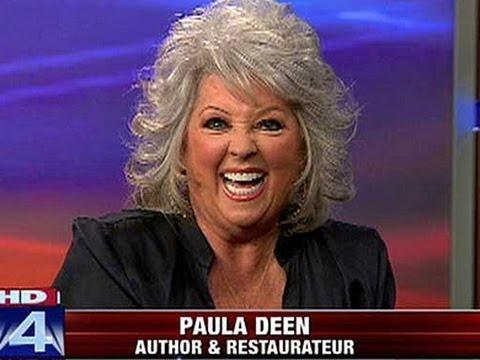 Paula Deen - Gastro Ghouls n' Fear Fritters