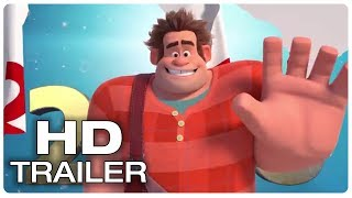 WRECK-IT RALPH 2 Trailer Teaser #1 (2018) Disney Animated Movie HD
