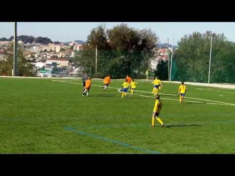 Gol de Montecastelo Vigo