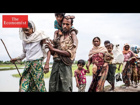 Video Myanmar's persecuted Rohingya refugees   The Economist download in MP3, 3GP, MP4, WEBM, AVI, FLV January 2017