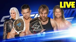 Nonton WWE SmackDown 16 August 2016 HIGHLIGHT HD Film Subtitle Indonesia Streaming Movie Download