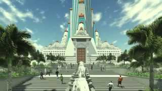 Vrindavan India  City new picture : Vrindavan Chandrodaya Mandir – Pride of India