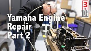 8. 2015 Yamaha FX Cruiser SVHO Engine Repair Part 2 of 5