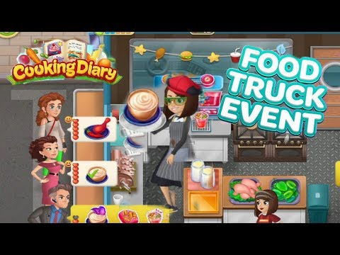 Cooking Diary/ Food Truck- Level 13- The White Soup Problem, Solved!!!