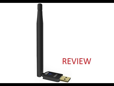 LYNEC UC1 150Mbps Mini USB Wireless Network Adapter Review