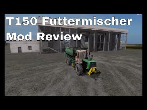T150 Futtermischer v1.0.0.0