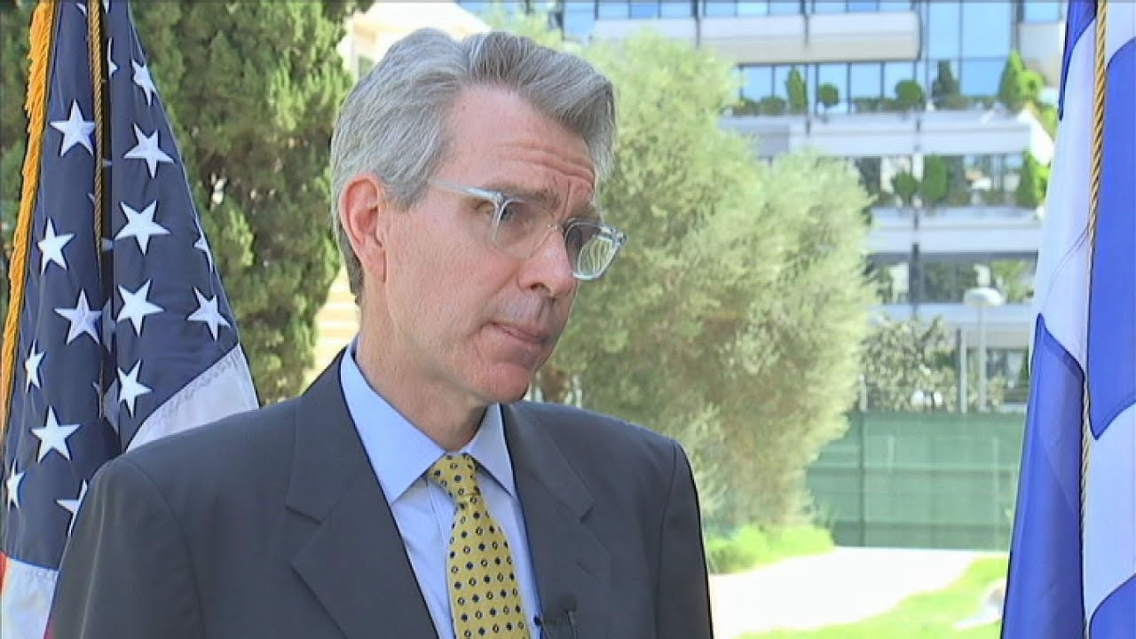 Τζέφρι Πάιατ: Σύμμαχος-κλειδί η Ελλάδα