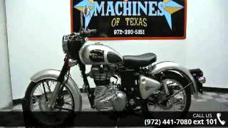 7. 2014 Royal Enfield Bullet Classic C5  - Dream Machines of...