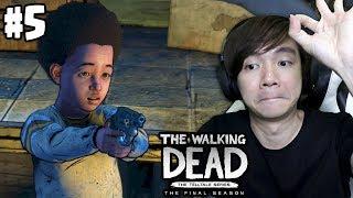 Kita Dirampok - The Walking Dead: The Final Season Indonesia #5