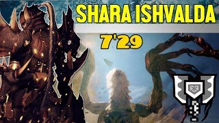 MHW: Iceborne - Shara Ishvalda | Solo [7'29] Charge Blade