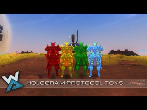 Item Preview: Hologram Protocol Toys