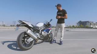 10. 2018 BMW S1000rr Motorbike Review