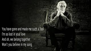 LADY (Lyrics) KENNY ROGERS ft LIONEL RICHIE