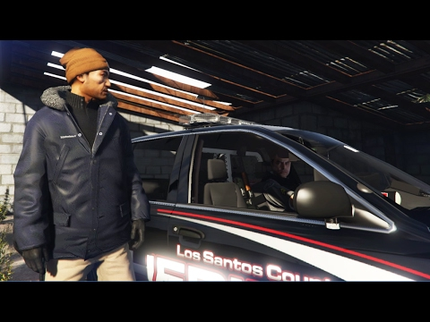 GTA 5 RP - MESSING WITH THE COPS! (GTA 5 Roleplay)