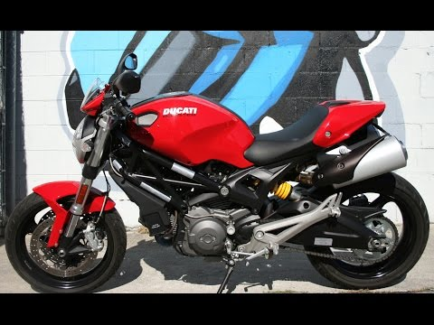 Ducati Monster 696 ABS ... Super Clean w Only 1699 Miles!