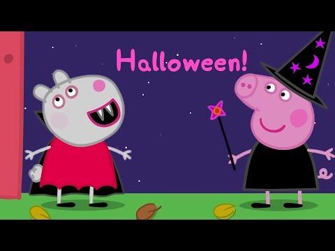 Peppa Pig Français   Halloween!    Compilation