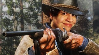 BANDIDÃO! - Red Dead Redemption 2