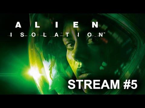 HFM в Alien: Isolation #5