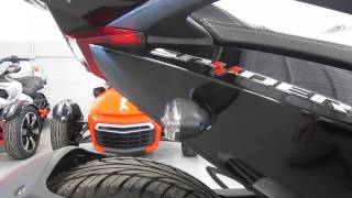 9. 2009 Can-Am Spyder Roadster SM5 @ iMotorsports 9578