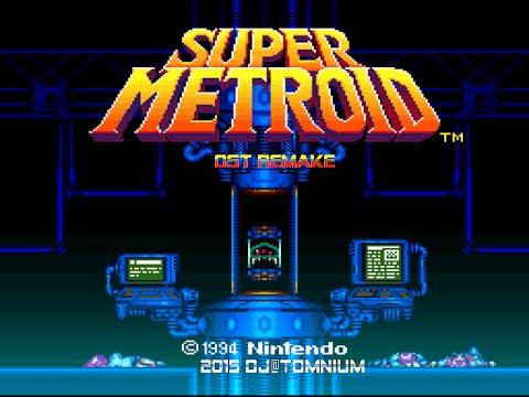 Super Metroid OST Remix - Lower Brinstar (Red Soil Swampy Area)