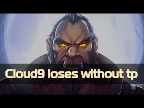 C9 loses without tp
