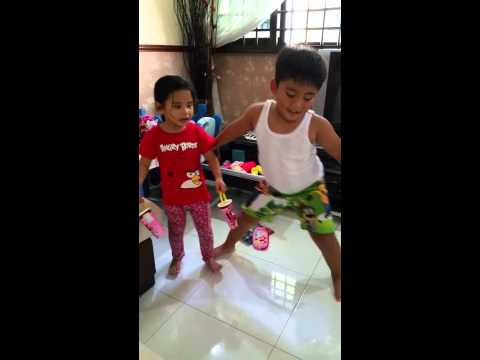 Aiz Haziq & Alynna Isabella (видео)