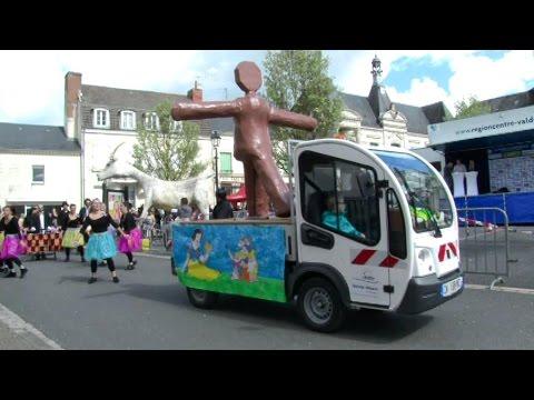 Carnaval 2017 Sainte Maure de Touraine