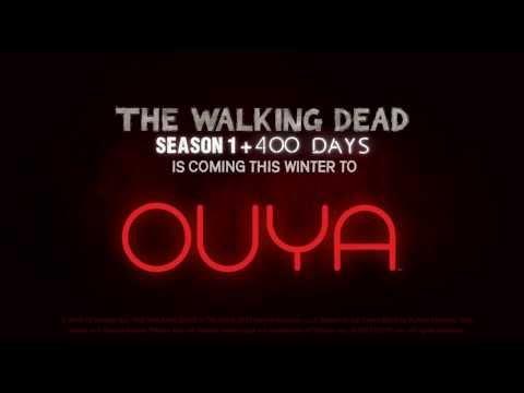 OUYA - Coming to OUYA - The Walking Dead