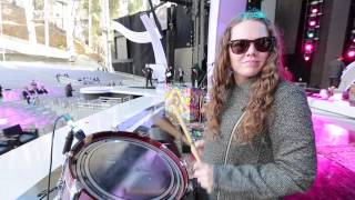 JESSE & JOY -  Viña Del Mar Chile Video Blog
