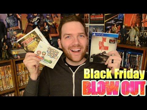 Black Friday Pickups!