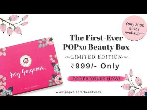 The First Ever POPxo Beauty Box - POPxo Beauty