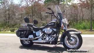 7. Used 2004 Harley Davidson Heritage Softail Classic Motorcycles for sale  - Miami, FL