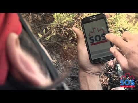 SOS Emergencias - App Móvil