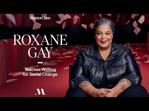 Roxane Gay Teaches Writing for Social Change | Official Trailer | MasterClass