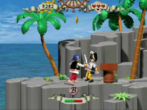 Playmobil Pirate : A l'Abordage Nintendo DS