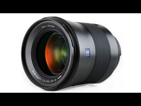 Carl Zeiss 55mm F1.4 OTUS- $4k High-end SLR lens Distagon T*