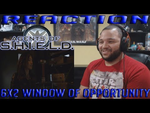 Agents of Shield Season 6 Episode 2 - Window of Opportunity - REACTION!!
